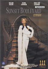 SUNSET BOULEVARD ALL REGION NEW  DVD