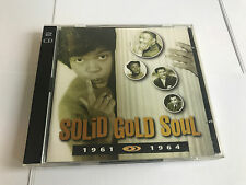 VARIOUS SOLID GOLD SOUL 1961 1964(TIME LIFE MUSIC TL642/11 2 CD EX/EX