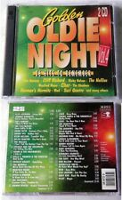 GOLDEN OLDIE NIGHT 4 - Manfred Mann, Peter & Gordon, Scaffold, Lulu,... DO-CD
