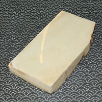 VTG Japanese Natural Whetstone NAKAYAMA Lv4 575g Sharpening Stone JAPAN b757