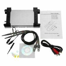 Hantek 6022be 20mhz Digital Oscilloscope Pc Based Usb 2ch Car Automotive 48msas