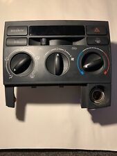 TOYOTA COROLLA VERSO A/C HEATER CLIMATE SWITCH PANEL