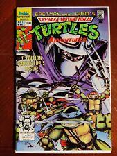 Teenage Mutant Ninja Turtles Adventures #1 Key First Issue Comic Book