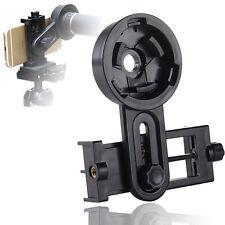 Universal Phone Mount Adapter Holder Kit for Telescope Monocular Spotting Scopes