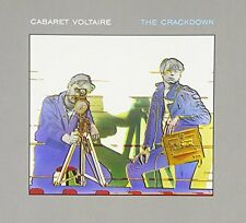 Cabaret Voltaire - The Crackdown (Remastered) [CD]