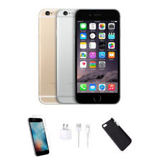 Apple iPhone 6 16/32/64/128GB Bundle Space Gray/Silver/Gold + Free 2Day Shipping