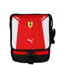 PUMA PMMO1005RED FERRARI  PORTABLE Red Shoulder Bag
