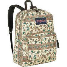 Jansport Superbreak Backpack Js00T50109Y Corsair Blue Henna Vine Msrp $50+