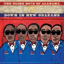 Blind Boys Of Alabama The - Down In New Orleans NEW CD