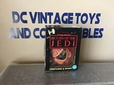 1983 Star Wars REVENGE OF THE JEDI Admiral Ackbar Ben Cooper Costume ROTJ