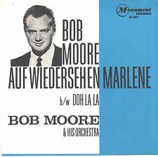 BOB MOORE--PICTURE SLEEVE ONLY--(AUF WIEDERSEHEN)---PS--PIC--SLV