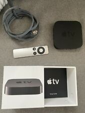 Used Apple TV A1469 (3rd Generation HD) 1080P Media Streaming Player with Remote