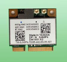 Dell Wireless DW1601 A2 Model:QCA9005 802.11a/b/g/n/ad  BT4.0   CN-0JN0P4