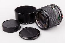 Canon New FD nFD 85mm f/1.8 f1.8 Portrait Manual Focus Lens, For Canon FD Mount