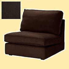 IKEA Kivik One-Seat Sofa Cover Tullinge Dark Brown Chair(Discount w/Mates)SEALED