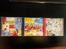 3 CD Set - Mozart For Your Mind - Like New
