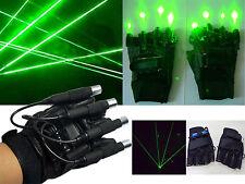 Laser Visible Beam 532nm Green Stage Lighting DJ Laser Show Gloves Left or Right