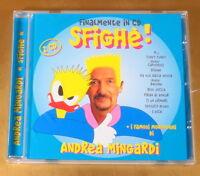 ANDREA MINGARDI - SFIGHE'! - 2CD - OTTIMO CD [AF-177]
