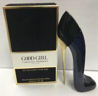Carolina Herrera Good Girl For Women EDP Spray 1 oz/30 ml New In Sealed Box