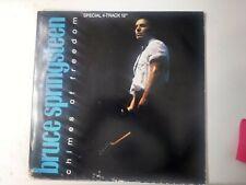 "Bruce Springsteen-Chimes Of Freedom 4 Track 12"" Vinyl Single 1988"