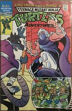 Eastman And Laird's Teenage Mutant Ninja Turtles #4 Archie 1989 TMNT Comic - VF