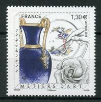 France 2018 MNH Crafts Ceramist 1v Set Metiers D'Art Art Traditions Stamps