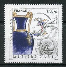 France 2018 MNH Crafts Ceramist 1v Set Metiers D'Art Art Traditions Stamps