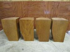 [Set of 4]  Finished Hardwood 6