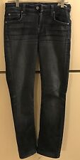 WOMEN'S SEVEN 7 FOR ALL MAN KIND JEANS, SIZE 26. BLUE