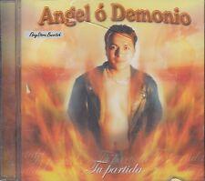 Angel O Demonio Tu Partida CD New NuevoSealed