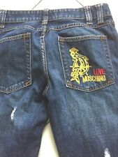 JEAN HOMME MOSCHINO T 33