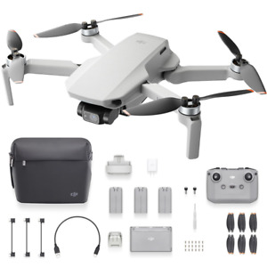 DJI Mavic Mini Fly More combo - Drone with 2.7K 4