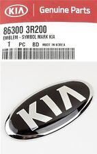 Front Hood Emblem Kia Logo Mark Soul 2012-2013 Genuine Kia Badge Ornament (Fits: Kia)