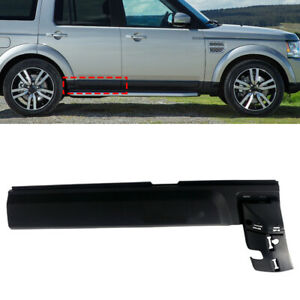 Right Rear Door Moulding Trim Inlaid Strip For Land Rover LR4 Discovery 2010-16