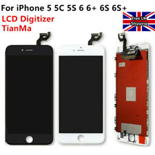 White Black for iPhone 5 6 Screen Replacement LCD Digitizer Display Assembly