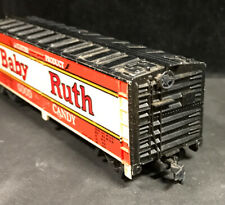 HO Baby Ruth Freight Car 100% Tested Lot Z4