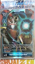 Digimon Card Game ImperialDramon Dragon Mode BT3-031 SR