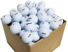10 Dozen Ultra Assorted AAAAA Recycled Golf Balls + FREE TEES