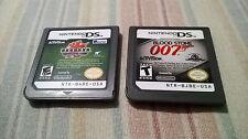Bakugan: Defenders of the Core and 007 Bloodstone (Nintendo DS, 2010) Bundle!!!