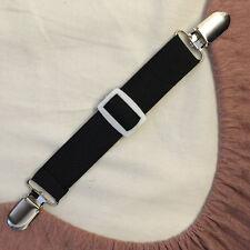 Bed Sheet Straps Band Adjustable Fastener/Holder/Strap/Suspender/Gripper to hold