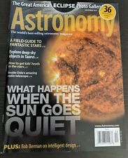 Astronomy Magazine December 2017 What Happens When the Sun Goes Quiet