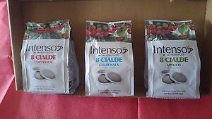 120 Intenso Mixed Single Origin ESE 44mm Coffee Pods