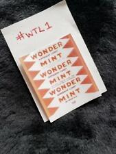 WATLING MINT WRAPPERS ANTIQUE SLOT MACHINE WATLING 10 PACK PEPPERMINT #WTL1