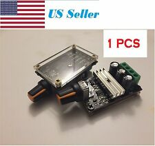 6 12 24 28V 3A Pwm Dc Motor Speed Controller Module Switch with insulator mount