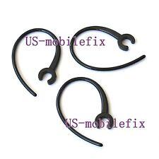 3pcs Ear Loop Hook black For LG HBM-210 HBM-235 HBM-260 HBM-520 HBM-530