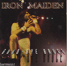 Good-Bye Bruce by Iron Maiden (CD, 1993, Octopus) OCTO 126