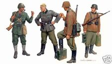 "1/35 Dragon 6563  ""Fragile Alliance"" Axis Forces, Balkan 1943 (4 Fig Set) Model"