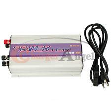 300W Wind Grid Tie Inverter DC 10.8V-30V TO AC 110V/220V Turbine Power