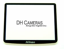 Nikon DSLR D7000 Outer LCD Screen Display Window Glass Replacement Repair part