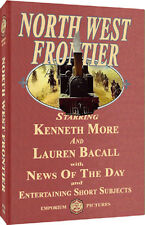 Night At The Movies - North West Frontier W/ Kenneth More & Lauren Bacall On DVD